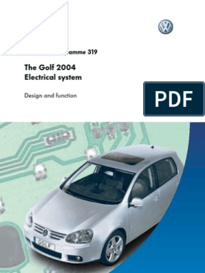 Service Training Manual VW Manual 891403 Volkswagen JETTA Introduction ---NEW