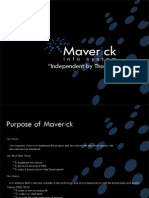 Maverick Info Final