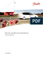 Warranty and Service Conditions Gb 0220080828