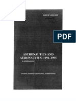 Astronautics and Aeronautics, 1991-1995-A Chronology