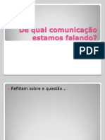 TEC.conceitodecomunicação, conceito de comunicação