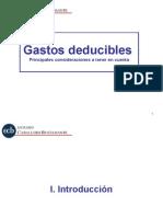 Gastos Deducibles (1)