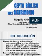 4elconceptobiblicodelmatrimonio-090429161242-phpapp02