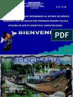 Regiones Naturales de Mex.
