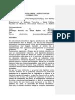 POPPER Y EL PROBLEMA DE LA INDUCCIÓN EN EPIDEMIOLOGÍA