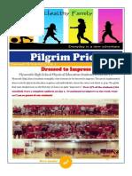 pilgrim pride news letter