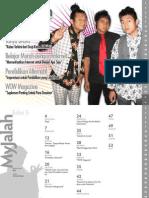 MyJalah Edisi 5 - Mei 2009