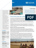 OCHA Sudan Weekly Humanitarian Bulletin (12-18_August_2013) English
