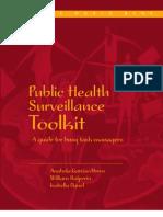Ph Surveillance Toolkit