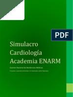 Simulacro Cardiología Academia ENARM.pdf