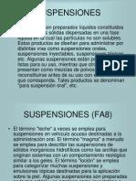 Suspension Es