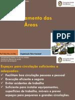 aula 6 - Organização de áreas