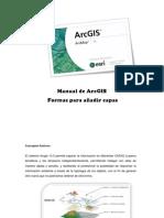 Manual de las Formas para añadir capas