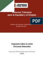 2012-12-11reformatributariacorta-121211200549-phpapp01