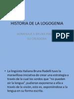 Historia de La Logogenia