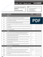 Gateway CEF Checklists B1 1
