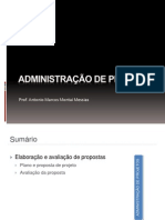 4-4administracaoprojetoselabavaliacpropostaeplanoprojeto-090912150041-phpapp01
