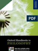 Philosophy Handbooks 2012