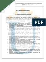 Reconociemiento Unidad 2 Fuentes de Identificacion Del Problema7777