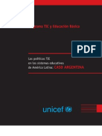 UNICEF - Las Políticas TIC en los sistemas educativos de América Latina - Argentina.pdf