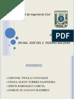 Operacion, Conservacion y Mejoramiento Sistema de Riego