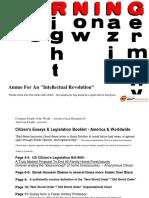 Restoring Freedom Worldwide Incl David Icke Obama Essay