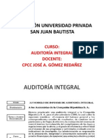 Auditoria Integral Sem 1 - Clase2