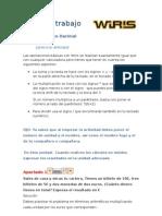 WIRIS - Sistema métrico decimal