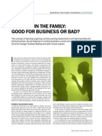 1800040-2005-04 - Conflict in the Family - Good for Business or Bad