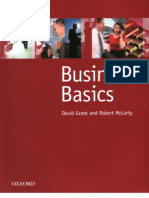Business Basics Student's Book