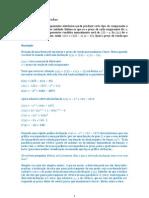 Introdução a Derivadas - Exercícios Resolvidos - ADM