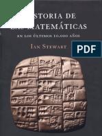 Historia de las matematicas en los ultimos 10000 años - Ian Stewart-