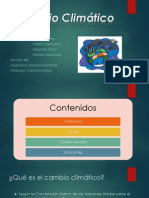 Presentación Cambio Climatico (1)