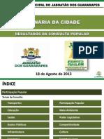 Plenária da Cidade - Consulta Popular - VF