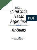 ANON - Cuentos de Hadas Argentinos