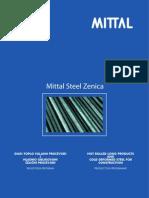 Mittal Steel Zenica Katalog Valjani