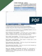 Como Fazer - Excel2007