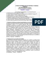 Informe Uruguay 25-2013