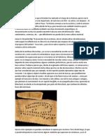 Prehistoria Hasta La Aparicion Del Lenguaje Escrito 2 (Equipo 1)[1]