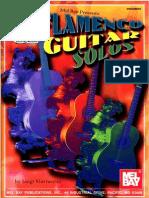 138686363 Flamenco Guitar Solos Volume I Luigi Marraccini PDF