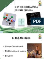 Modelo Ingeniería Química