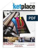 Printers' Marketplace | June 9th 2009 Issue