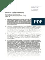 BDO Trevisan - Parecer 2009, Exercício 2008