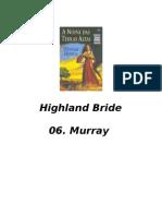Howell Hannah - Murray 06 - Highland Bride