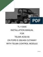 TL113005 E350-450 Cutaway Manual TRCM