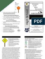 High School Common Core State Standards Parent Handbook