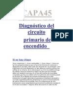 I-Diagnostico Del Circuito Primario de Encendido