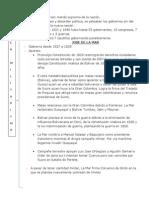 Primer militarismo y Jose de la Mar 2013.docx