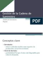 Gestion de Inventarios 2012