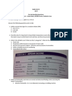 Module 6 - Infant Bath Pediatric Care Pre-Reading00